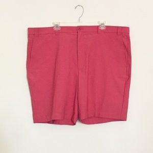 Salmon shorts (stretch)